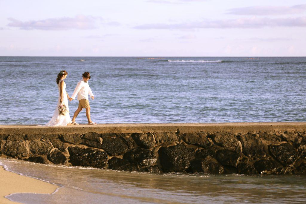 ハワイ 撮影場所 人気