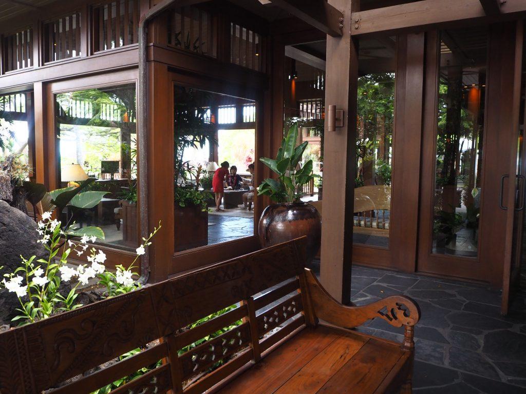 ハワイ島 フォーシーズンズホテル フアラライ