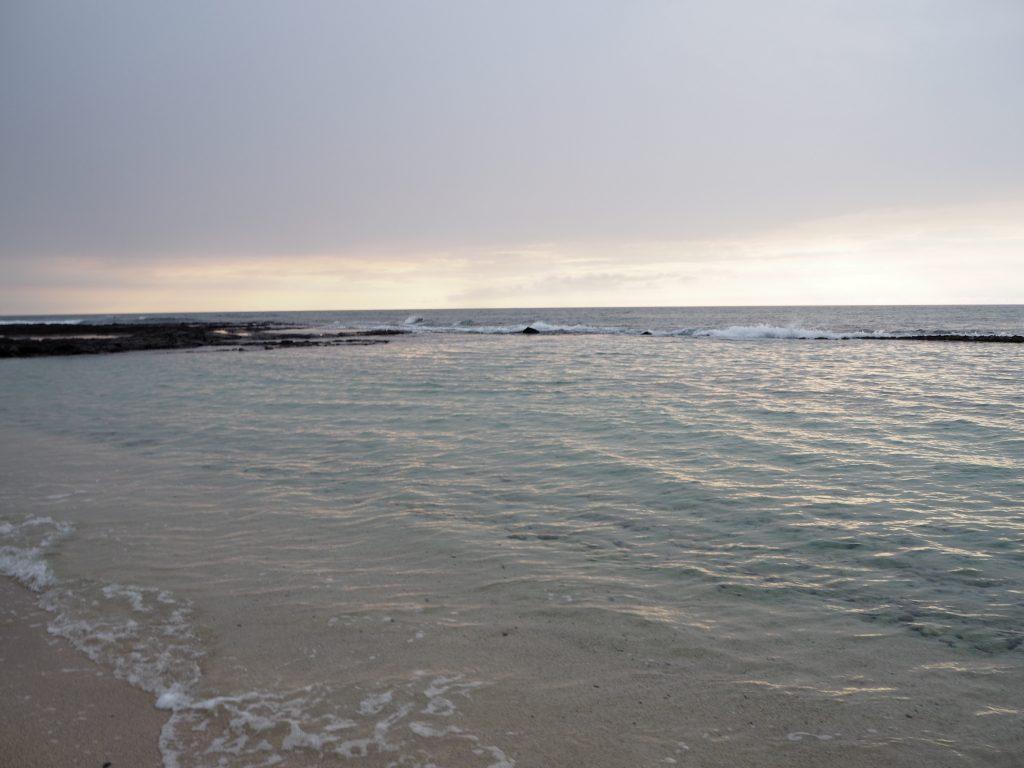 ハワイ島 オーシャンプール フォーシーズンズホテルフアラライ