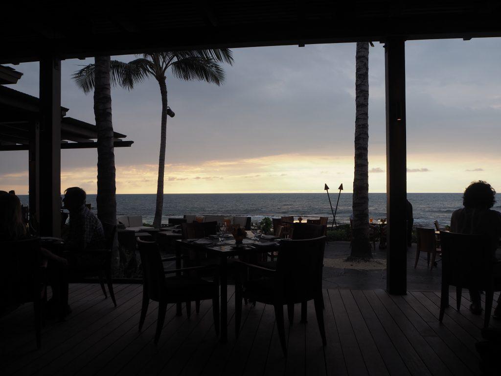 ハワイ島 レストラン ULU