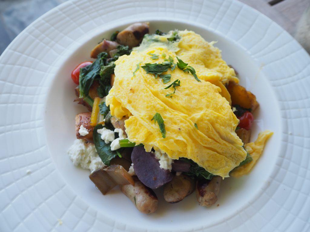 ハワイ フォーシーズンズホテルフアラライ 朝食