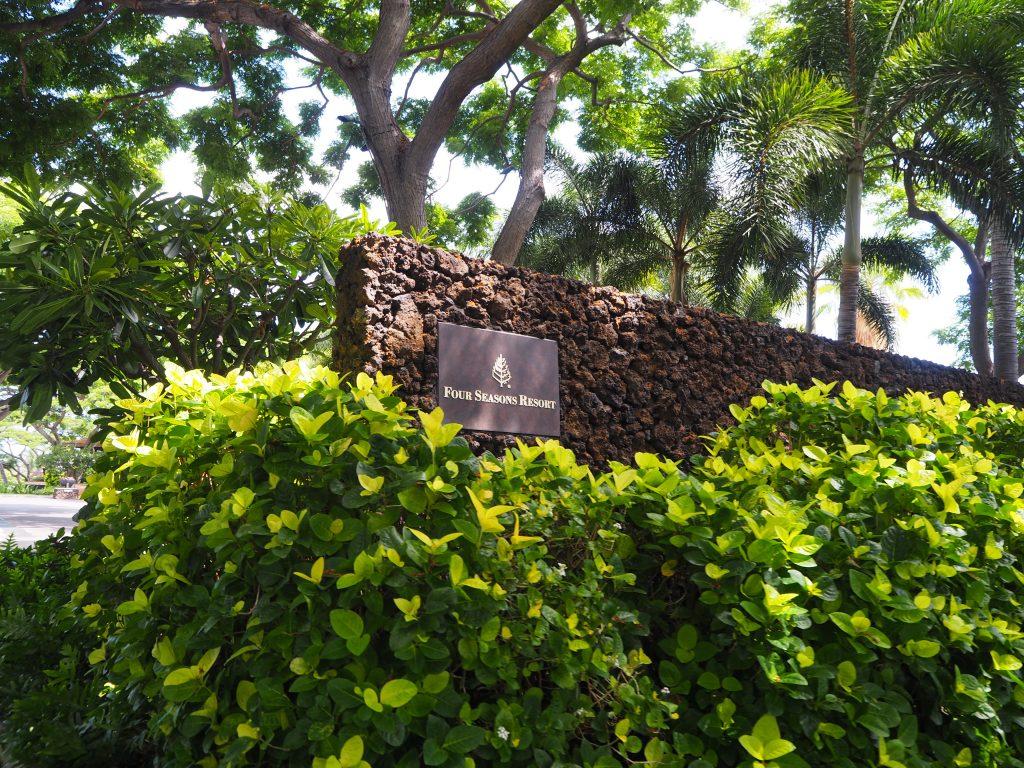 ハワイ フォーシーズンズホテルフアラライ おすすめ