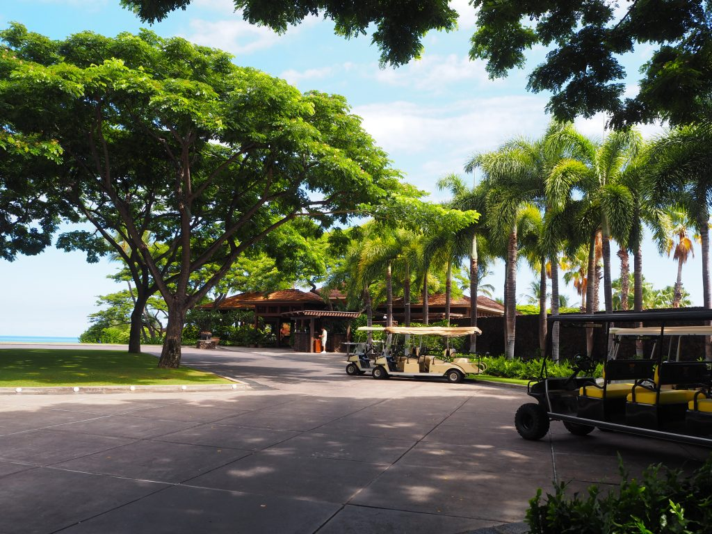 ハワイ島 フォーシーズンズホテルフアラライ