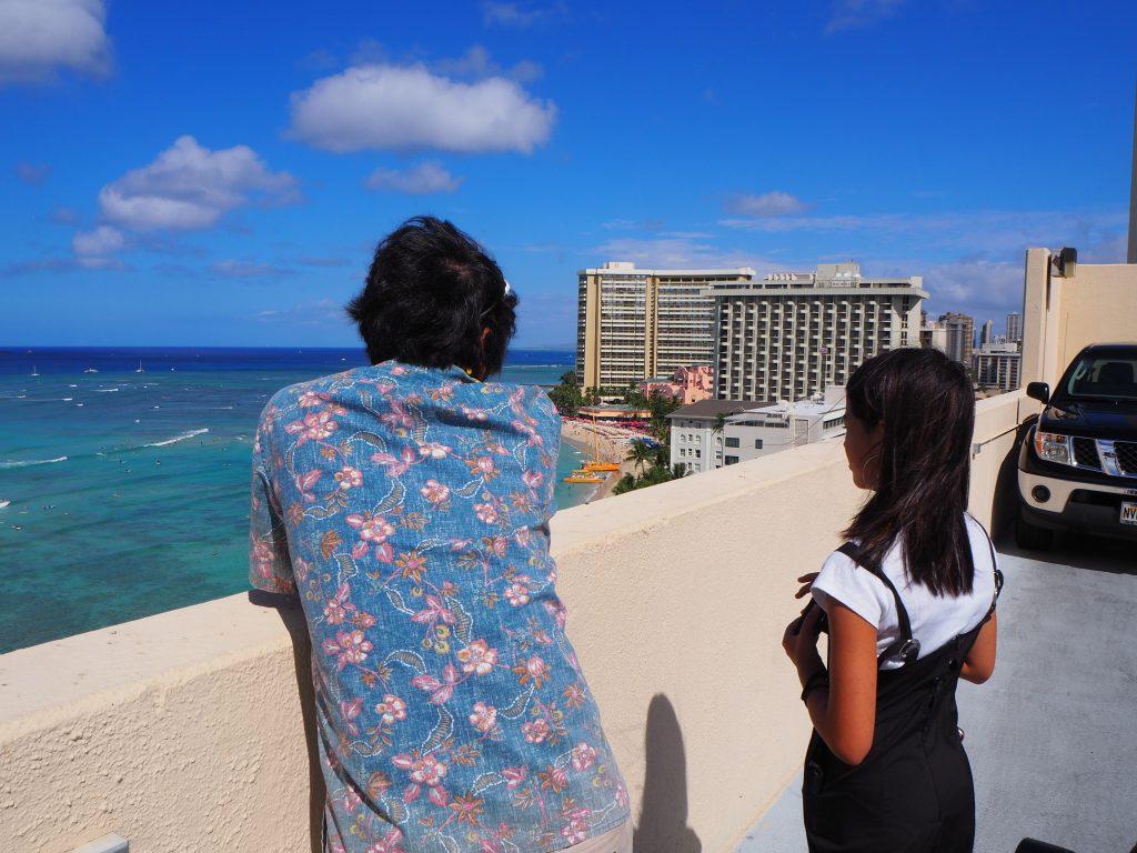 ハワイ カメラ 勉強