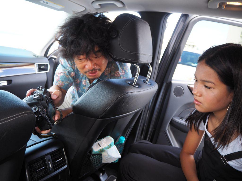 ハワイ カメラ女子 人気