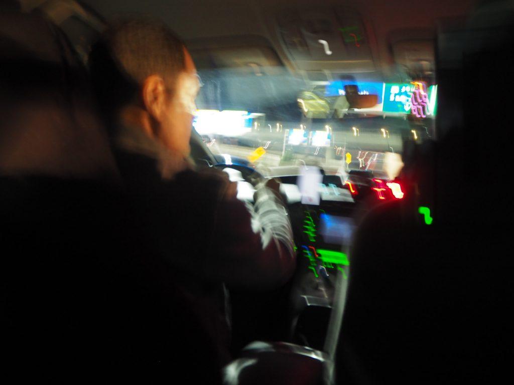 サンフランシスコ 交通 タクシー