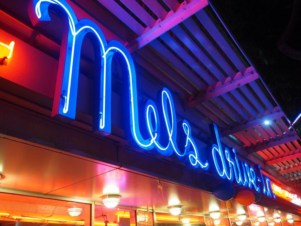 mels diner inn サンフランシスコ