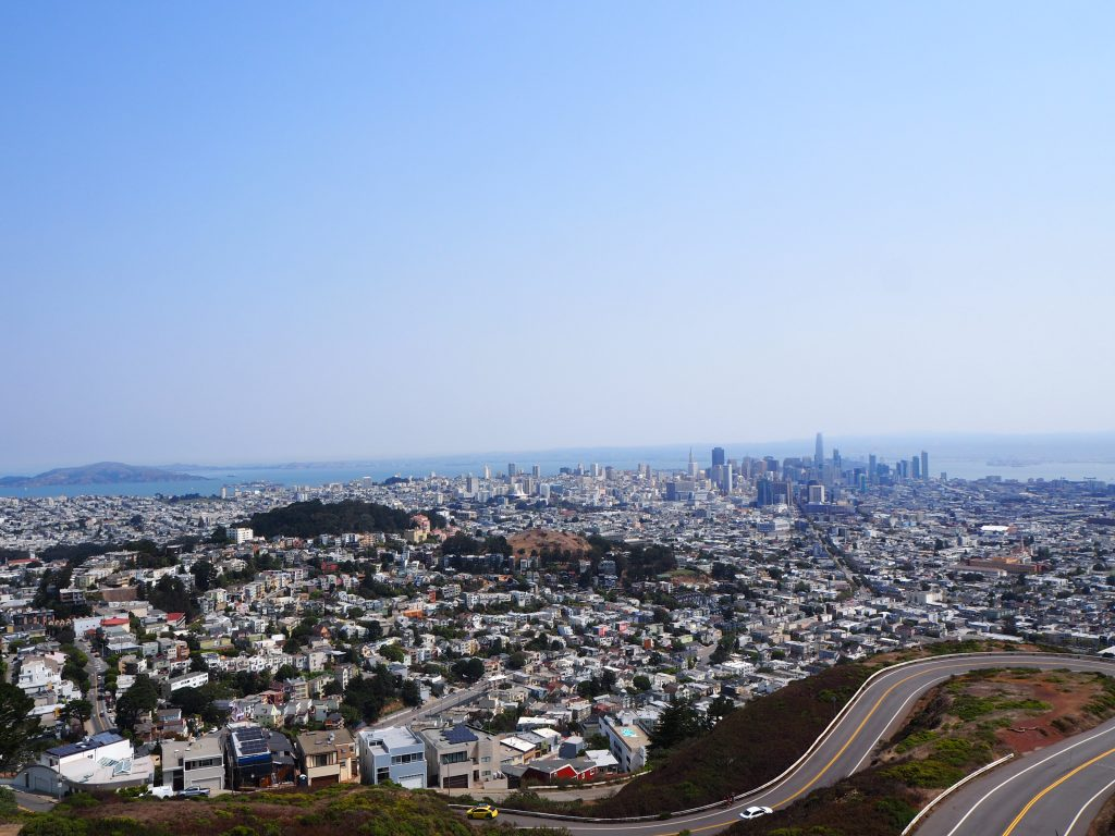 サンフランシスコ 絶景 ポイント