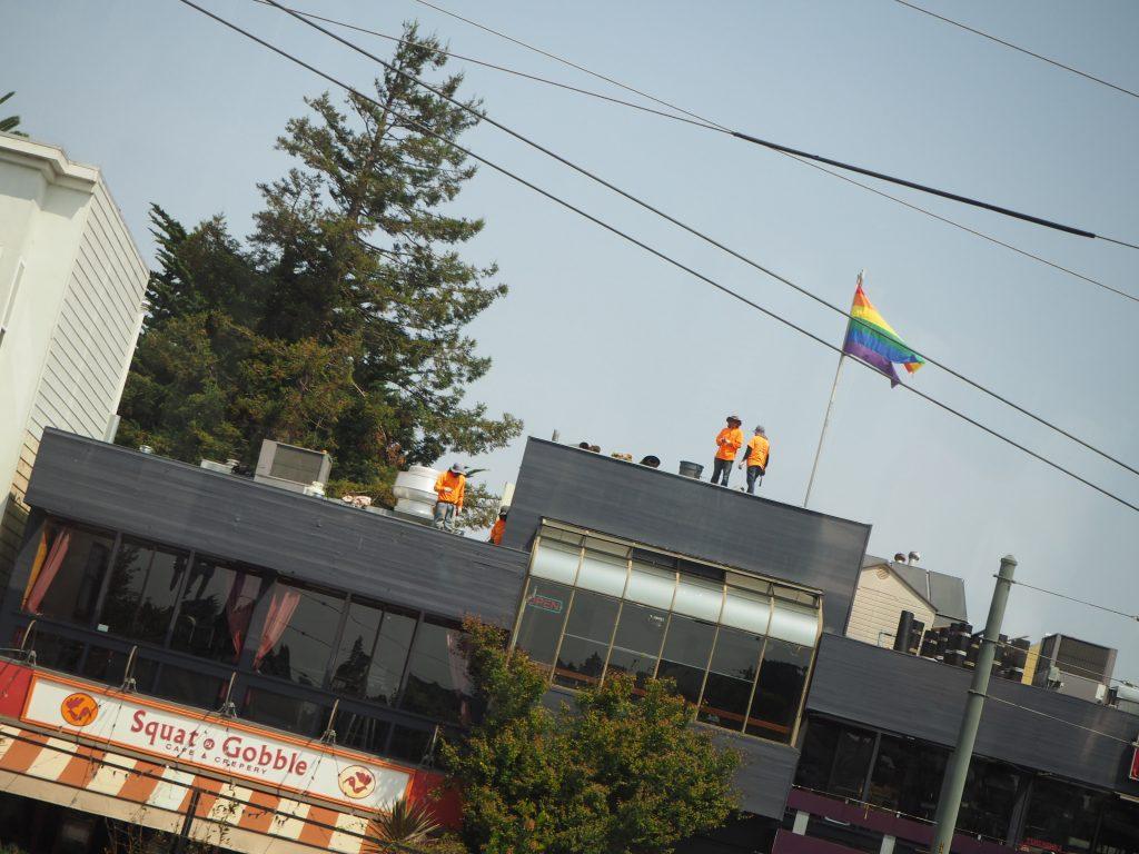 LGBT メッカ サンフランシスコ