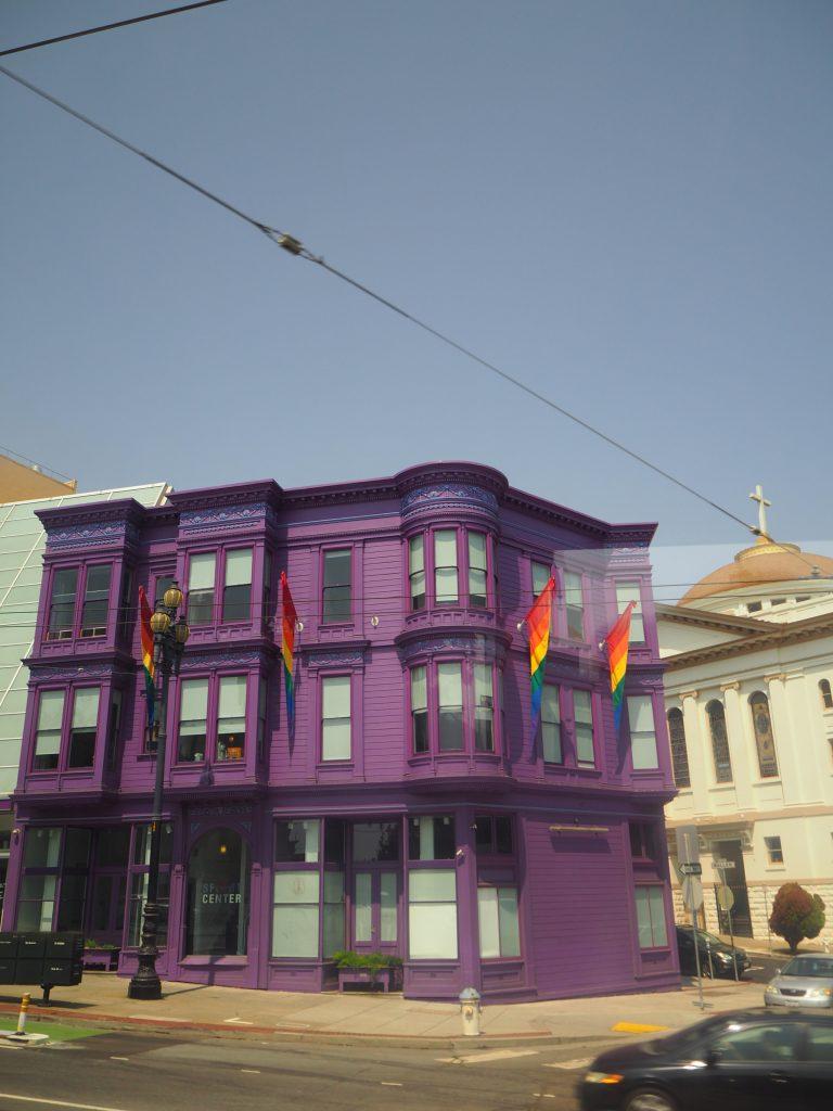 サンフランシスコ カストロ LGBT