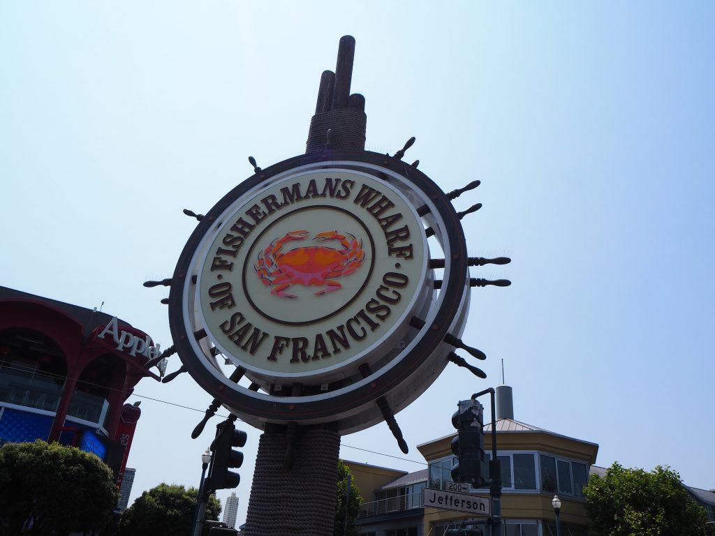 フィッシャーマンズワーフ サンフランシスコ