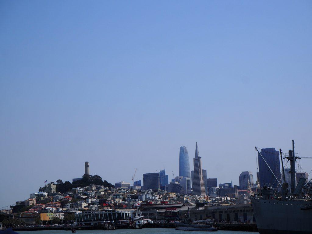 サンフランシスコ 船 クルーズ
