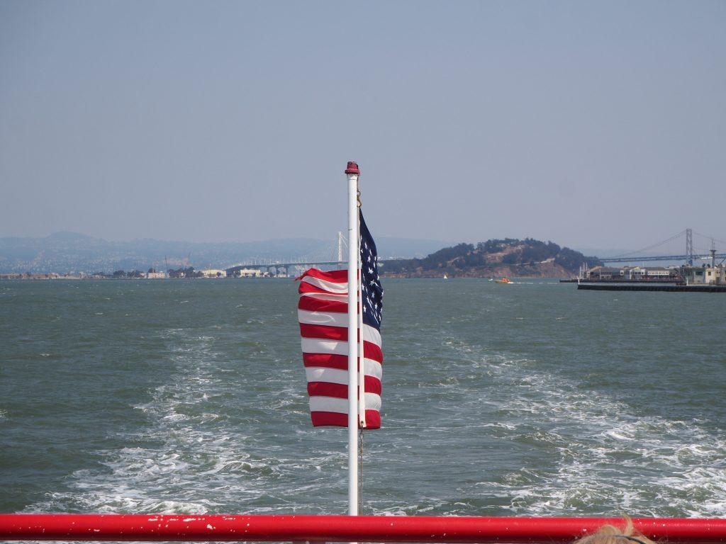 船 アメリカ 旅行