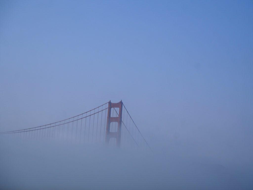 ゴールデンゲートブリッジ サンフランシスコ