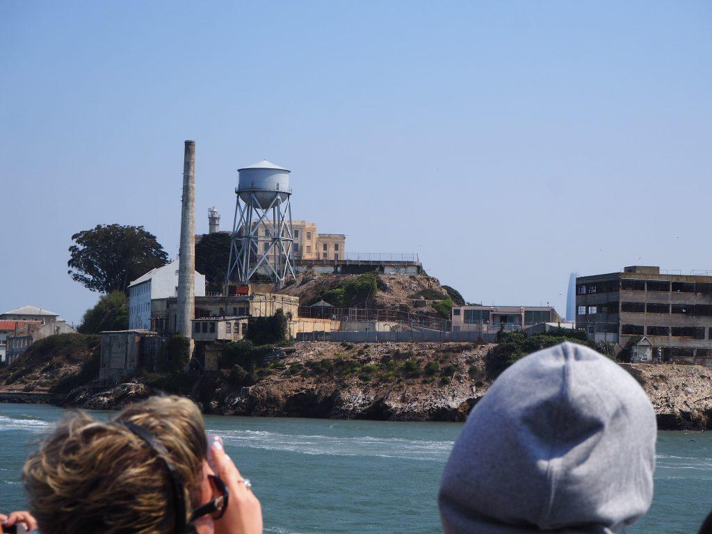 アルカトラズ島 観光 見学