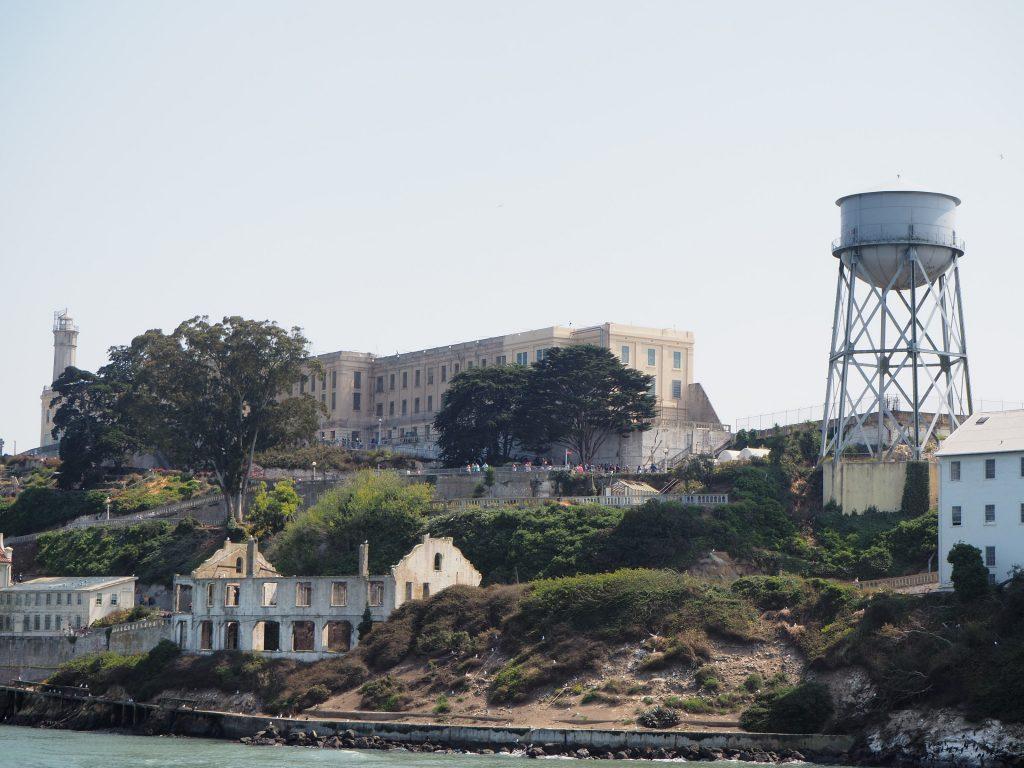 監獄 アルカトラズ島 観光
