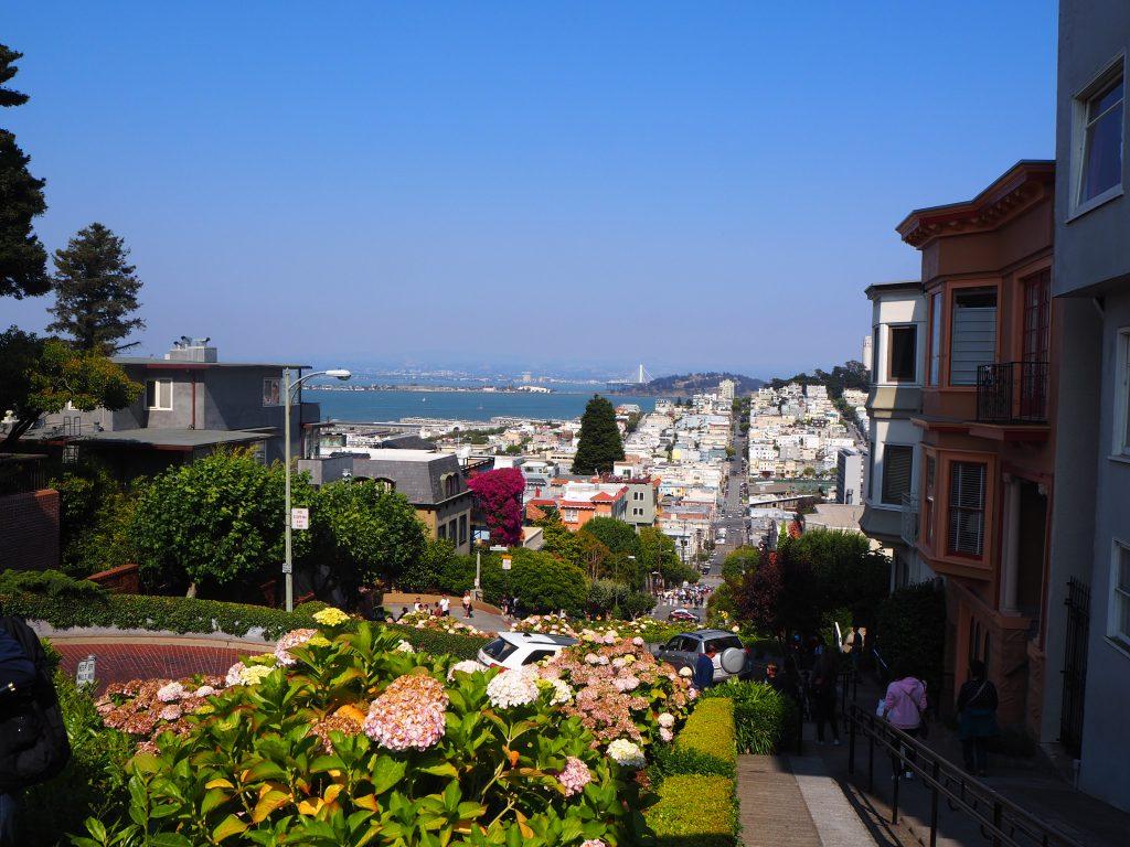 Lombard サンフランシスコ