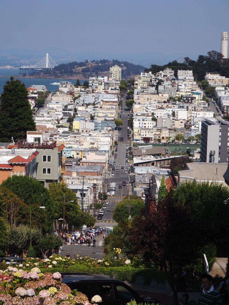 サンフランシスコ フォトジェニック 撮影