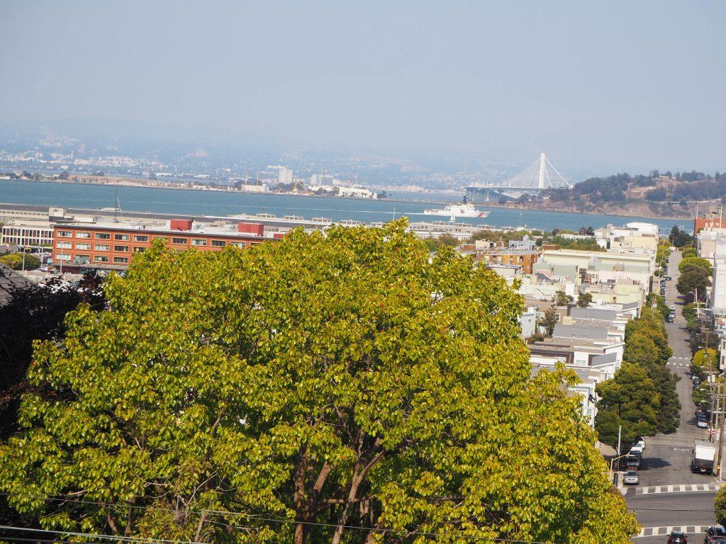 サンフランシスコ 眺め 絶景