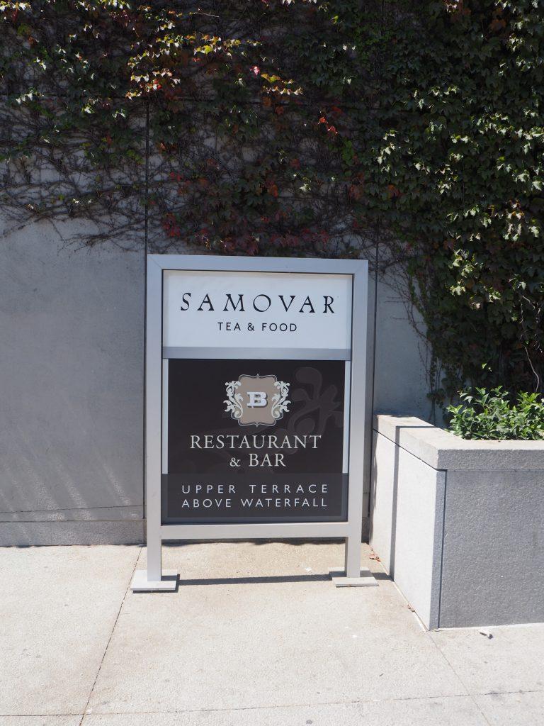 サンフランシスコ オーガニック カフェ