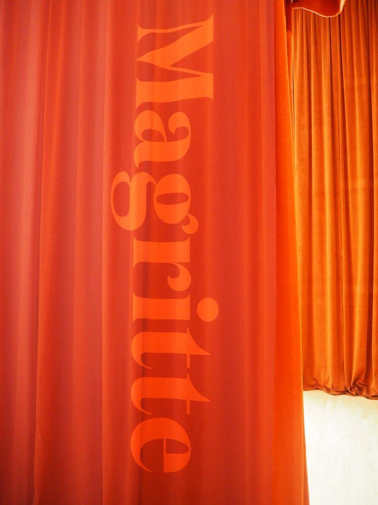 サンフランシスコ Magritte展