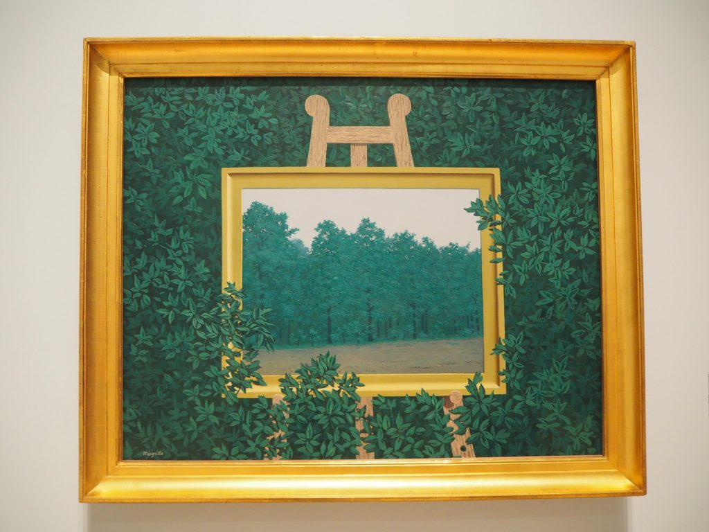 Magritte展 アート 展覧会