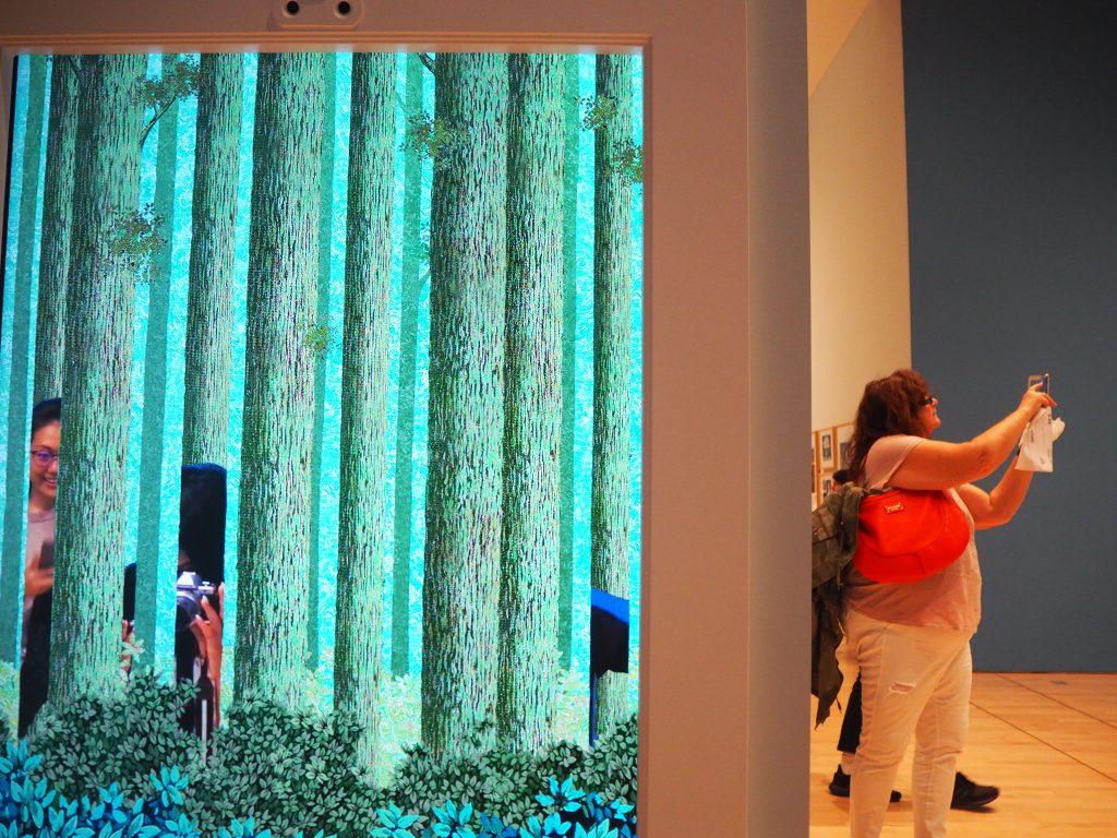 Magritte MoMA サンフランシスコ