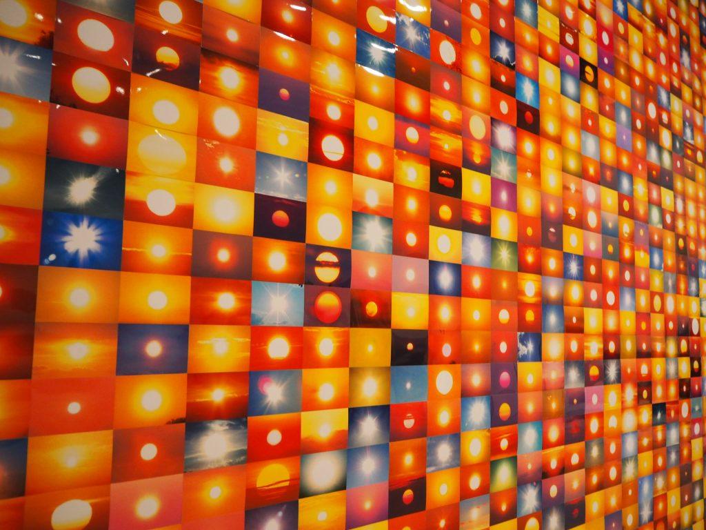 MoMA 芸術 サンライズ サンセット