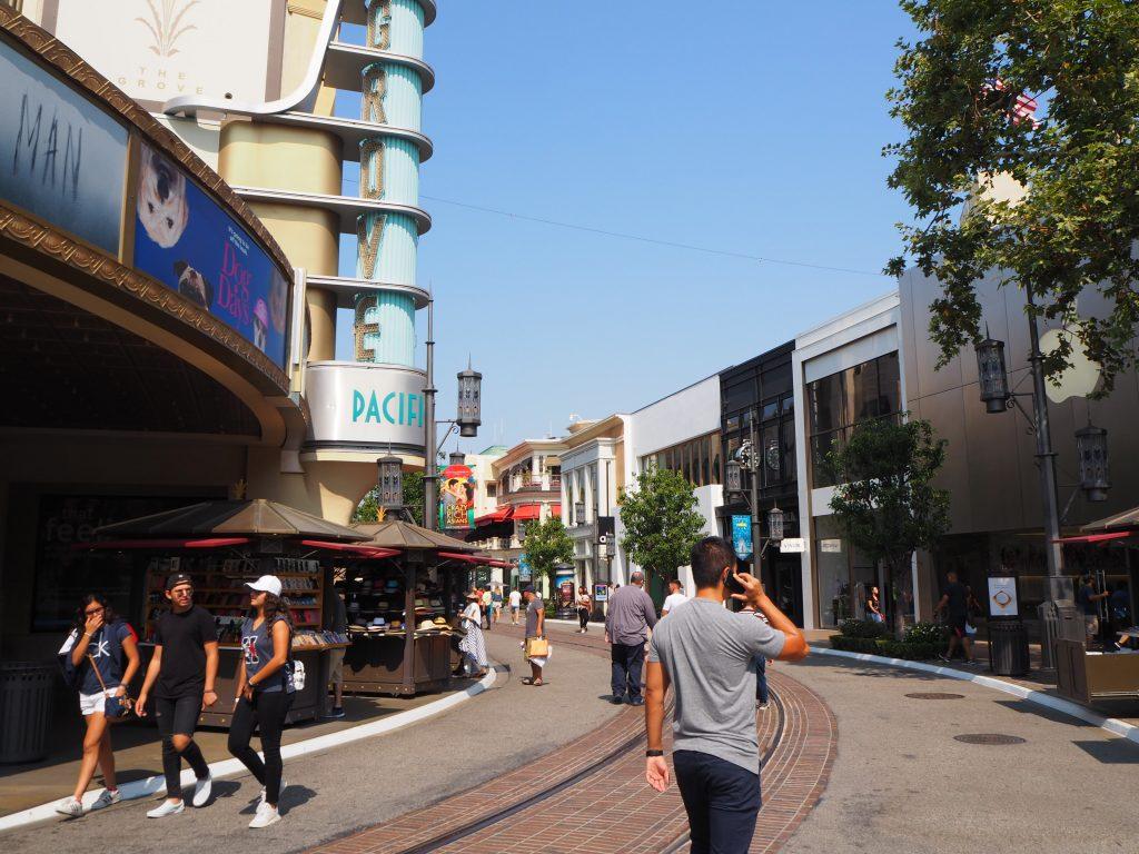 The Grove LA 買い物