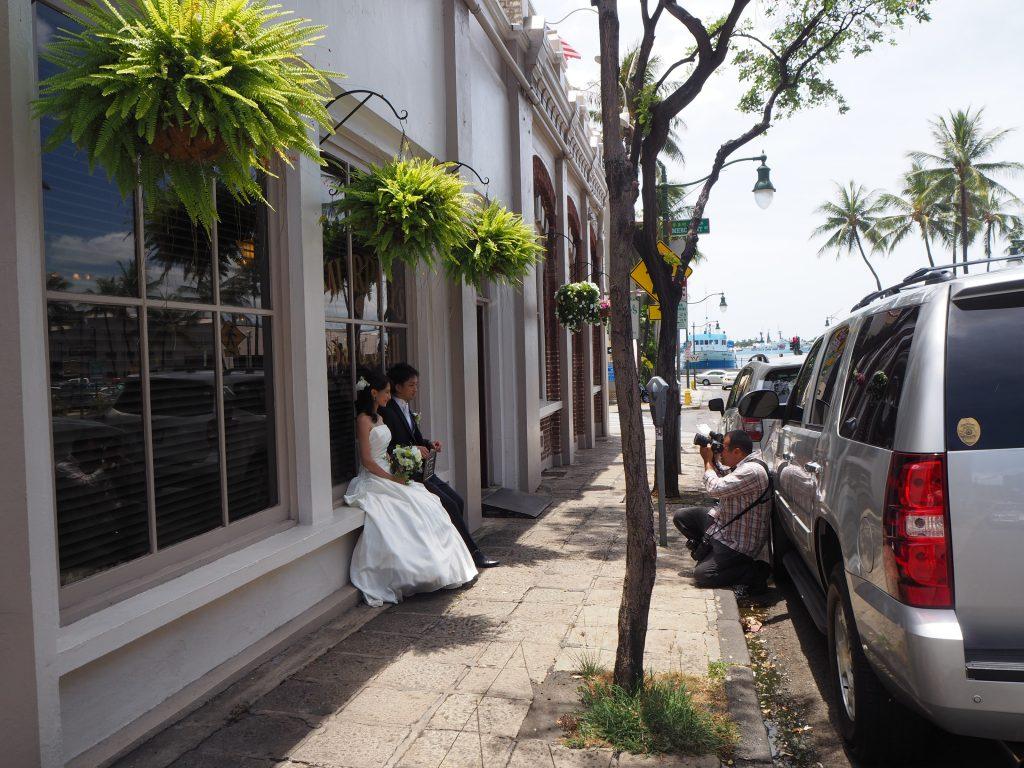 ハワイ ハネムーン旅行 記念