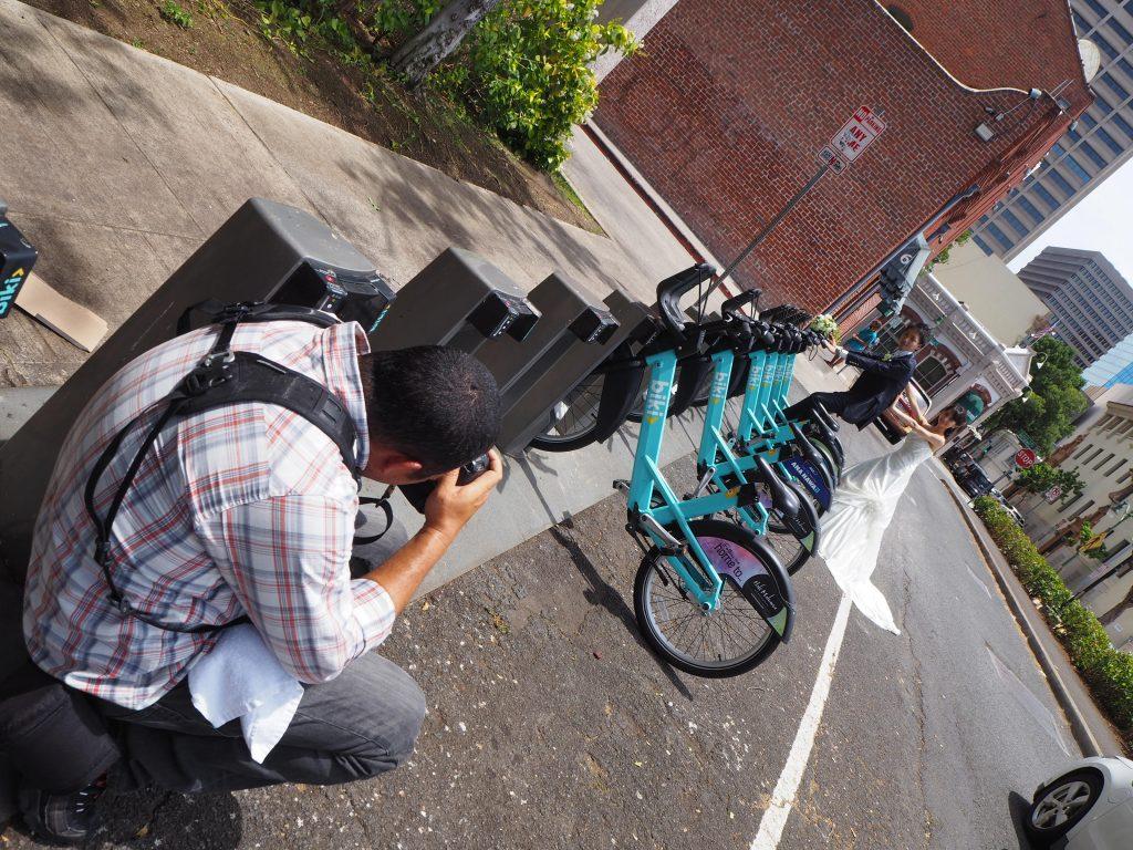 ハワイ biki 自転車