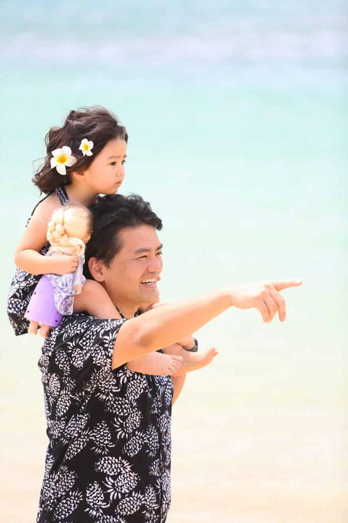 ハワイ 旅行 思い出