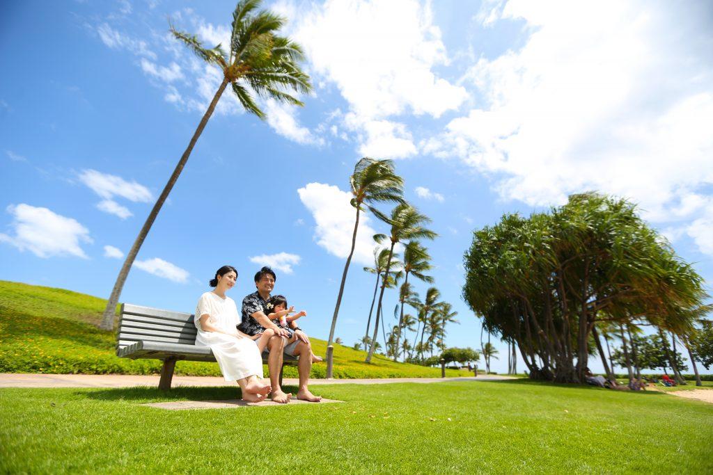 ハワイ フォトツアー 私服
