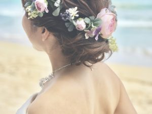 ハワイ ウエディングフォト フォトツアー ヘアメイク ワイマナロ ダウンタウン