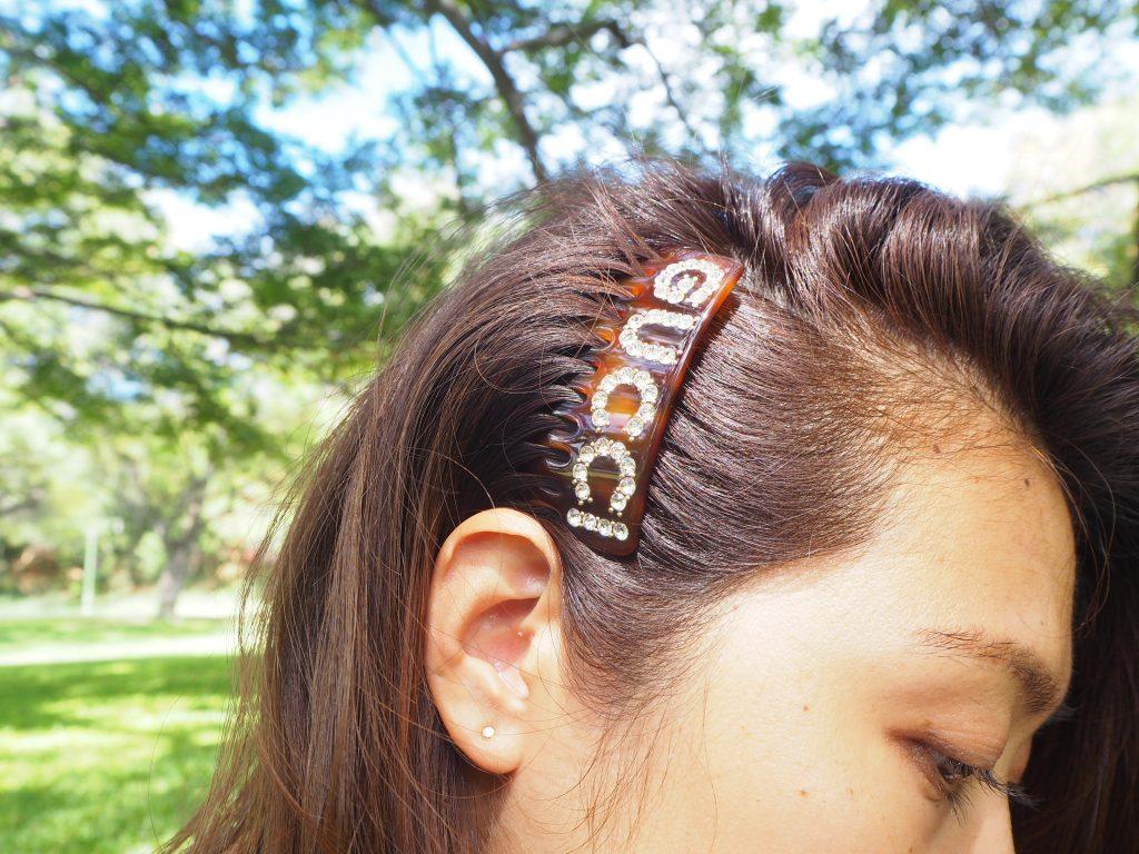 ハワイ 髪飾り レンタル