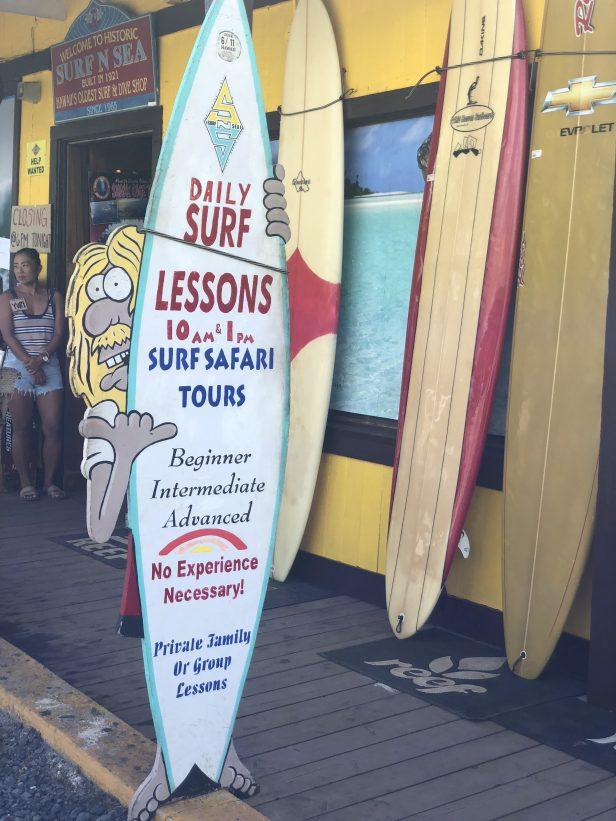 ハワイ スポット ハレイワ ノースショア ハワイ観光