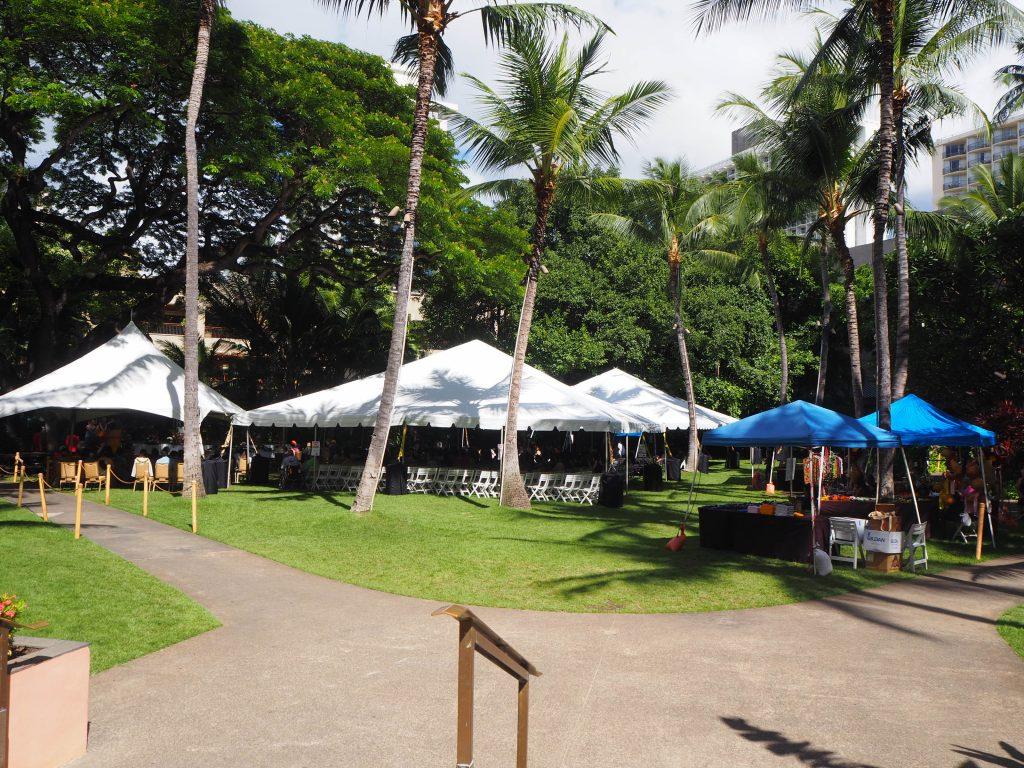 ハワイ 大会 コンペティション