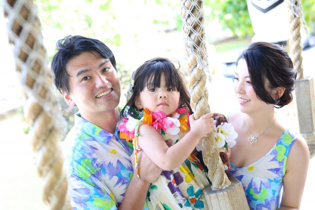 ハワイ 子供 フォトツアー