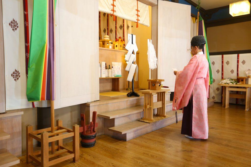 ハワイ 出雲大社 神社