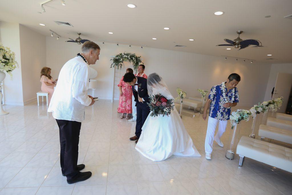 ハワイ 結婚式 会場