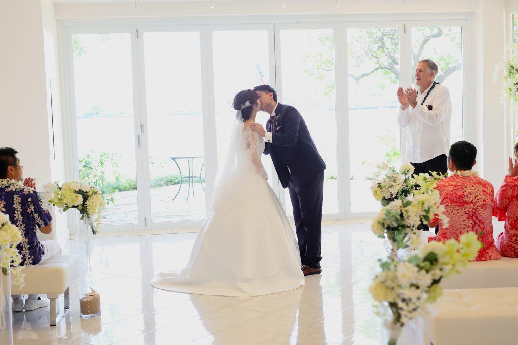 ハワイ 結婚式 素敵