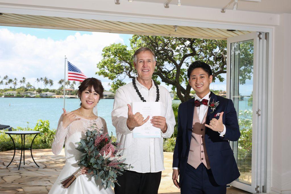 ハワイ 挙式会場 人気