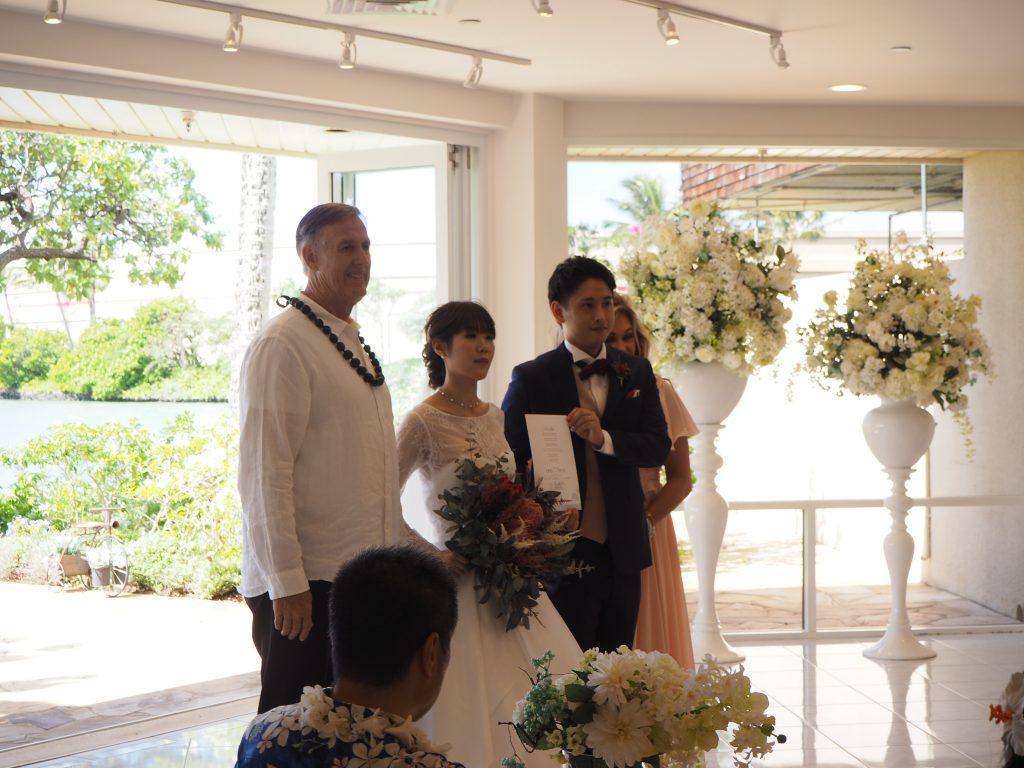 ハワイ 結婚式 人気