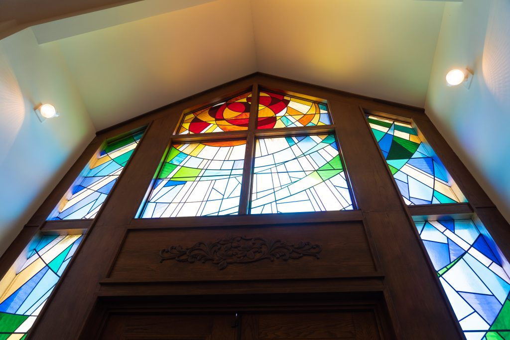 ハワイ 教会 撮影