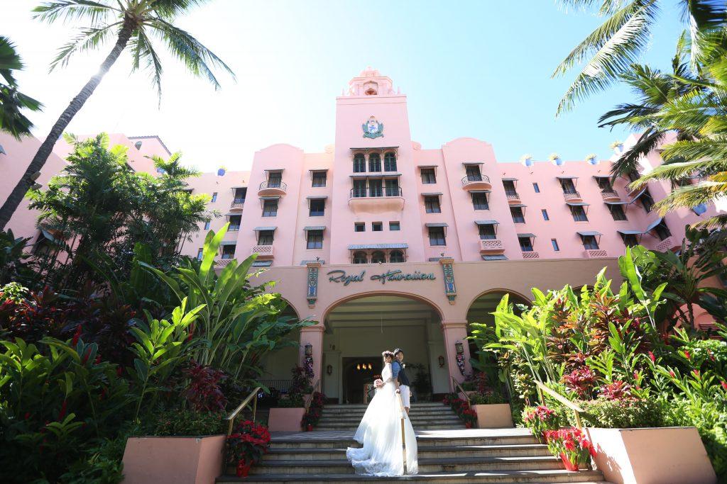 ハワイ ホテル撮影 AFLOAT