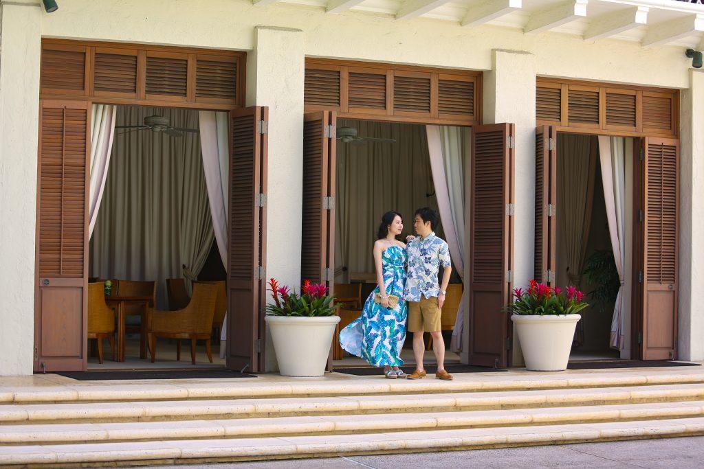ハネムーン ハワイ ホテル