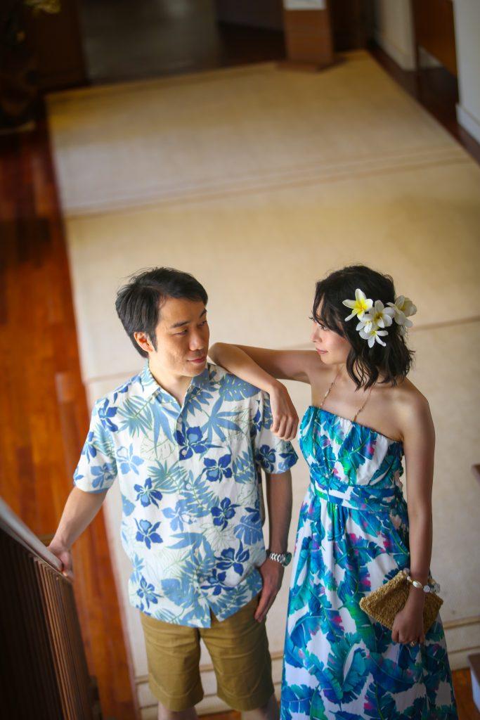 ハワイ ホテルウェディング