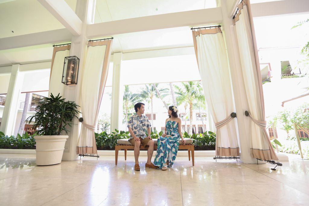 ハワイ 私服撮影 フォトウェディング