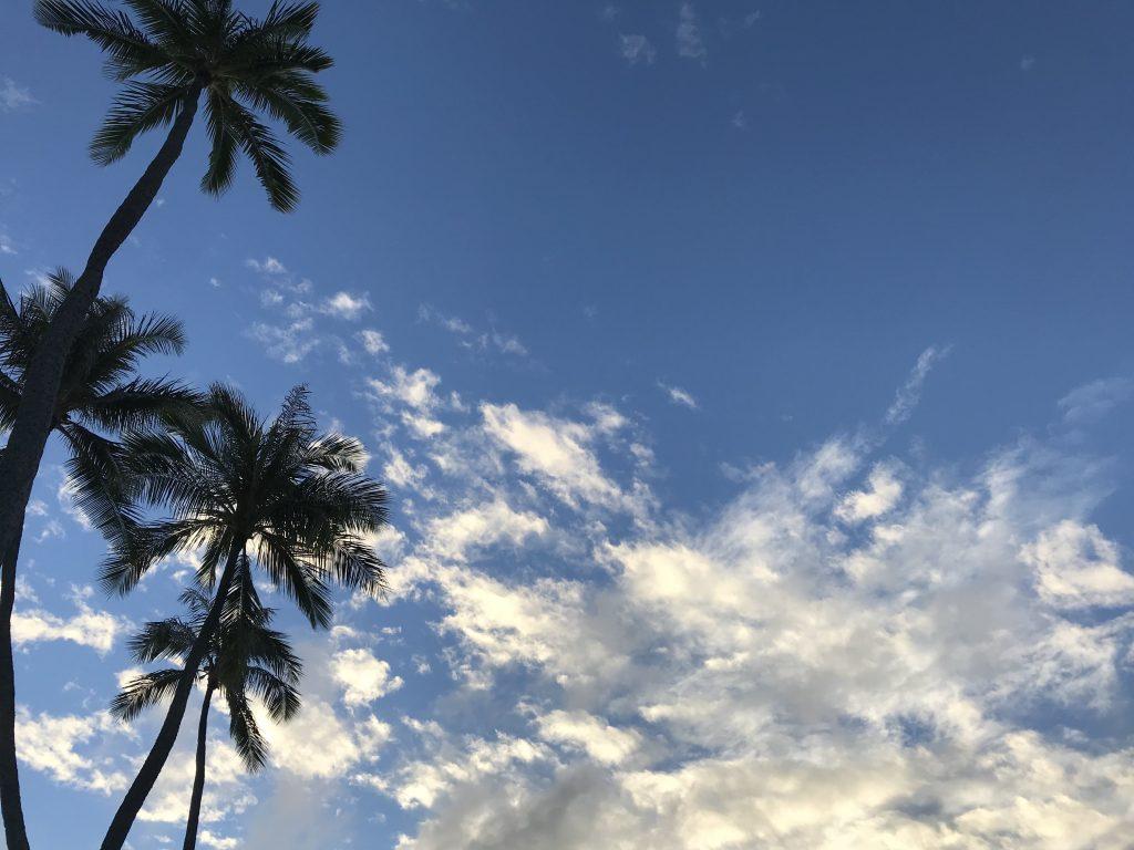 ハワイ サンセット 場所