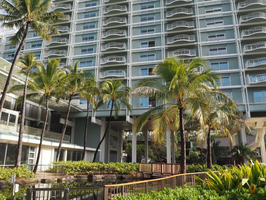 ハワイ ホテル 高級
